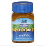 北大荒 颐寿春蜂王浆蜜 东北黑蜂椴树蜂蜜 430g