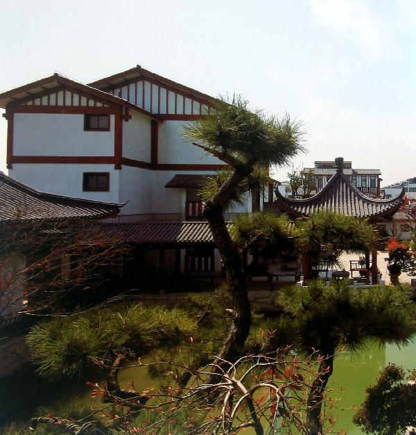 《住宅水景(1)中式水景/》()【简介|评价|摘要|在线