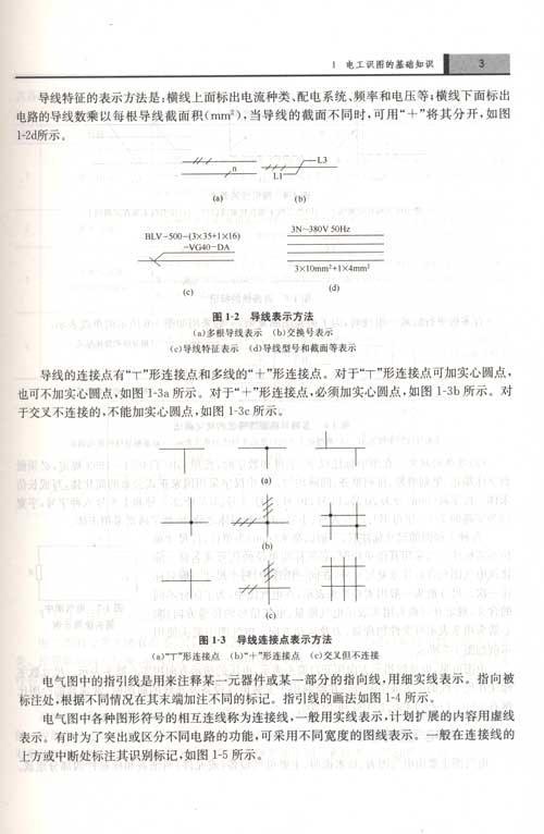 3.2电气识图的基本步骤 复习思考题 2电工测量电路图 2.