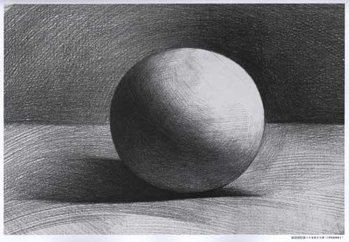 美术之路八大美院状元榜 几何形体单体于世伟
