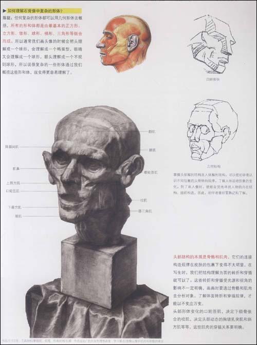 近年石膏像考题汇编 画素描石膏像是否有提高眼力的方法?