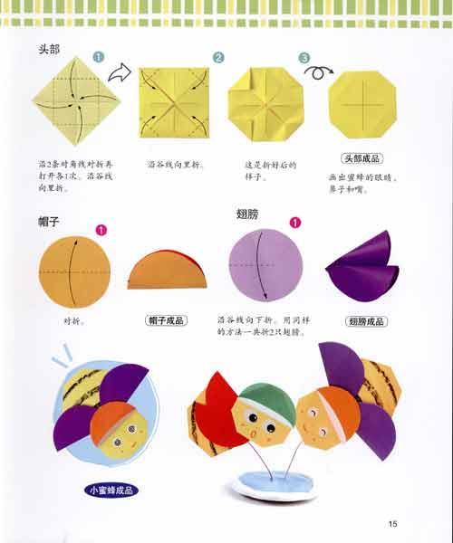 气球手工制作蜻蜓图解