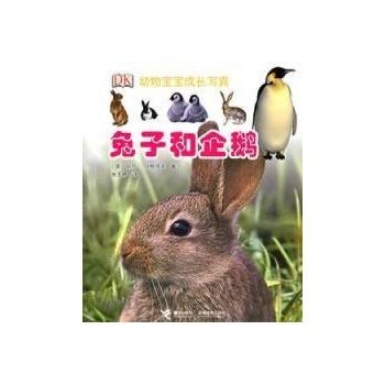 兔子和企鹅/dk动物宝宝成长写真