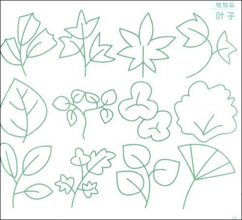3岁至7岁水果步骤和简笔画