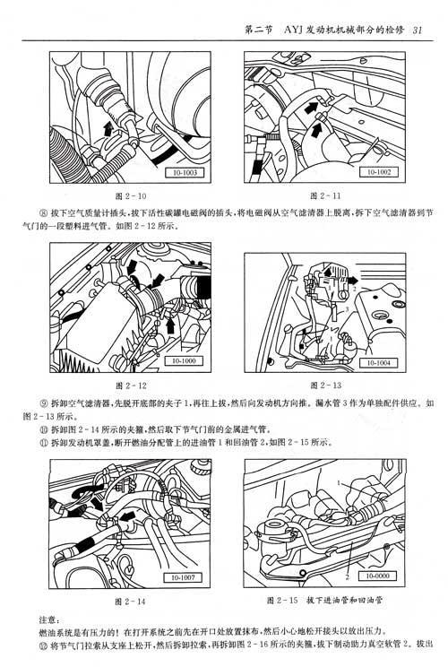 本书主要针对桑塔纳3000轿车的结构特点,重点介绍了电控系统等新