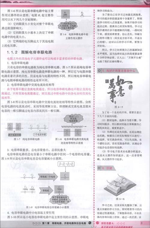 电子电路知识点合订本——单元电路高速入门好助手